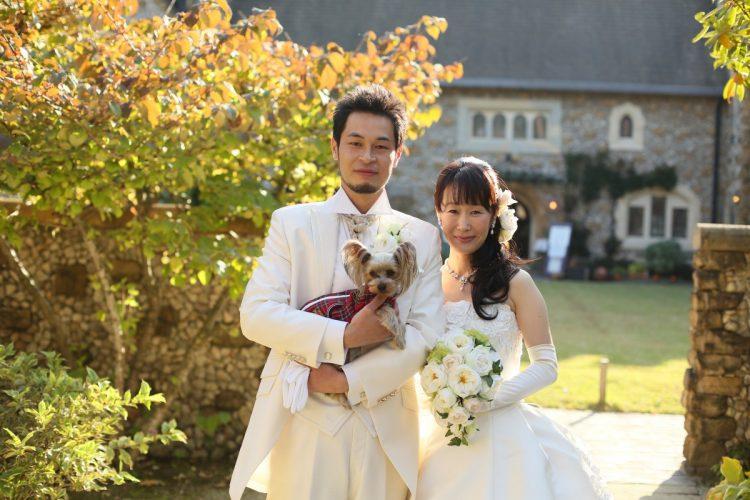 【ワンちゃんと一緒婚OK!】挙式&フォトウエディング相談フェア