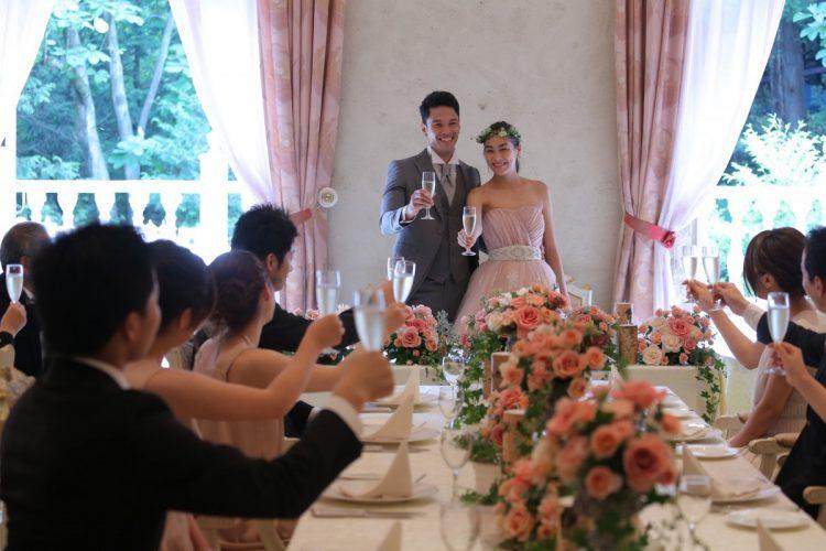 【あと2組】\初フェアに人気/パンナコッタ付♡結婚式まるかわり相談会