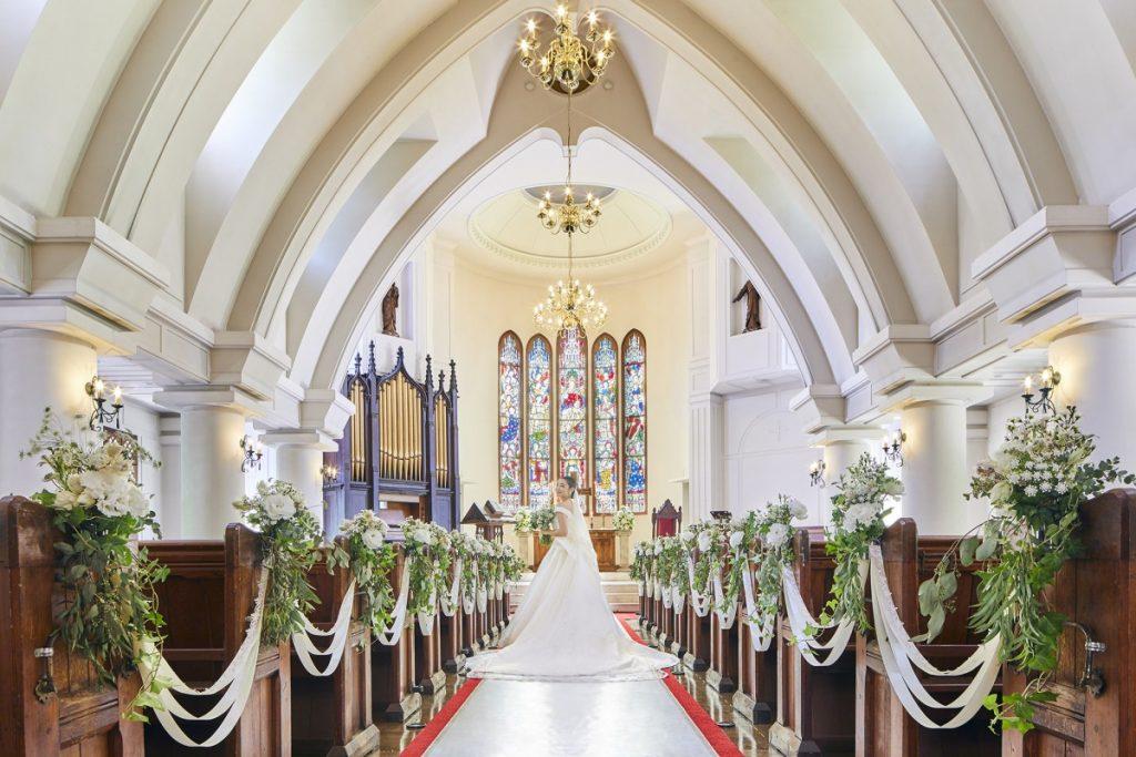【セント・ミッシェル教会25周年の歴史】 英国スタイル本格教会&マナ―ハウスパーティ体験フェア