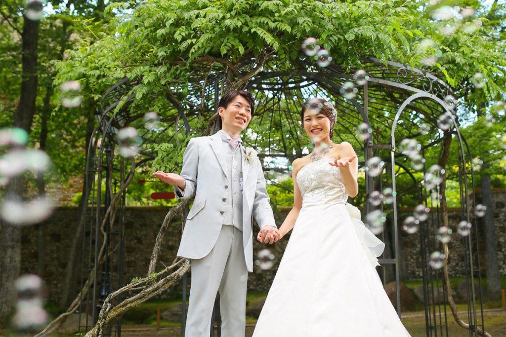 春樹様&加奈絵様 ご夫妻