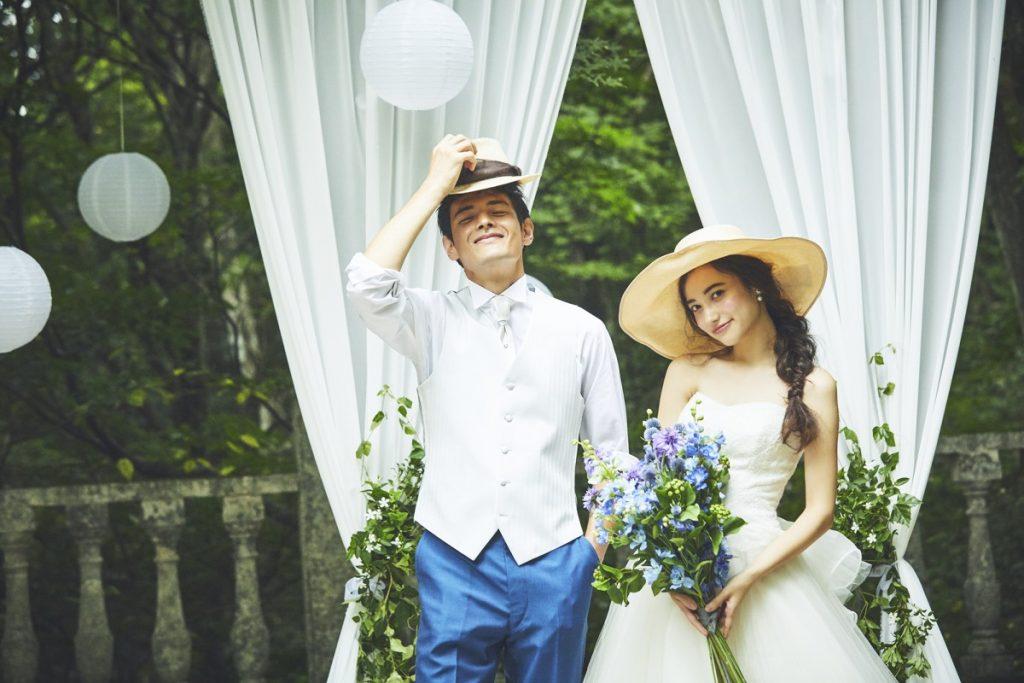 「ロケーションが綺麗な季節で結婚式をしたい…!」そんなおふたりに<br /> 7月〜8月限定のプランがオススメです。<br /> 那須の爽やかな風と木々から木漏れる光…<br /> 最もロケーションの美しい季節で結婚式が叶います。