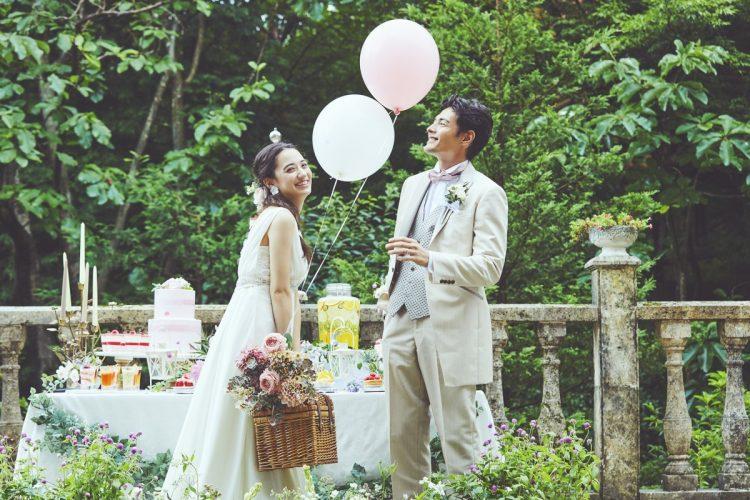 5・6月限定!【全データ50カットプレゼント♡】 フォトウエディングプラン