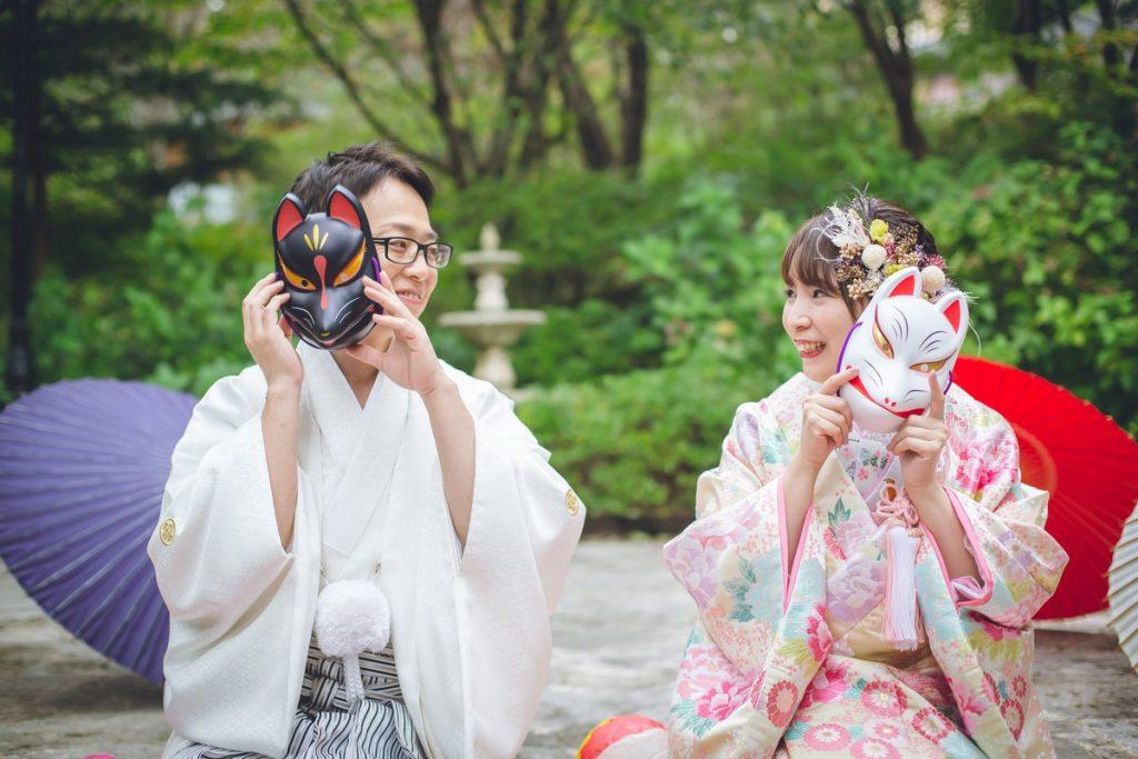 義暁様&紗弥加様 ご夫妻 (前撮り)