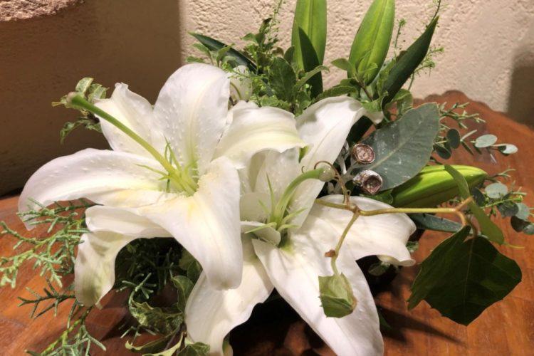 お花の香り❁