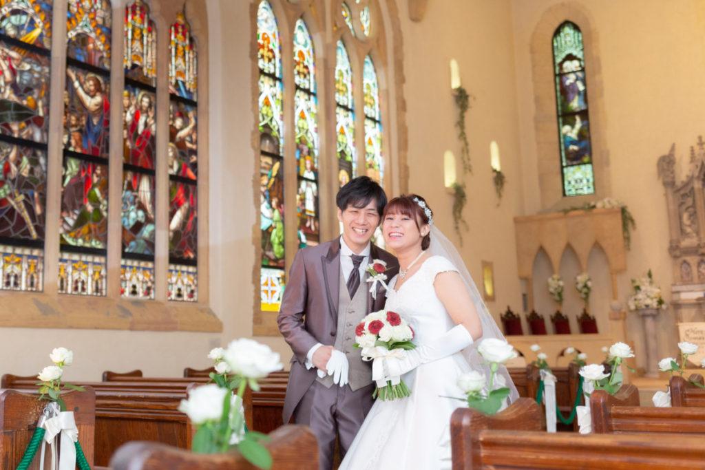 涼介様&由佳様 ご夫妻